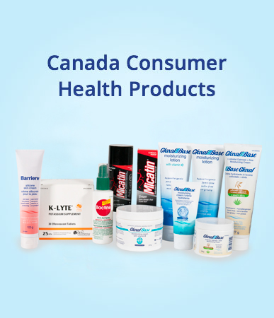 WellSpring Pharma Canada Products